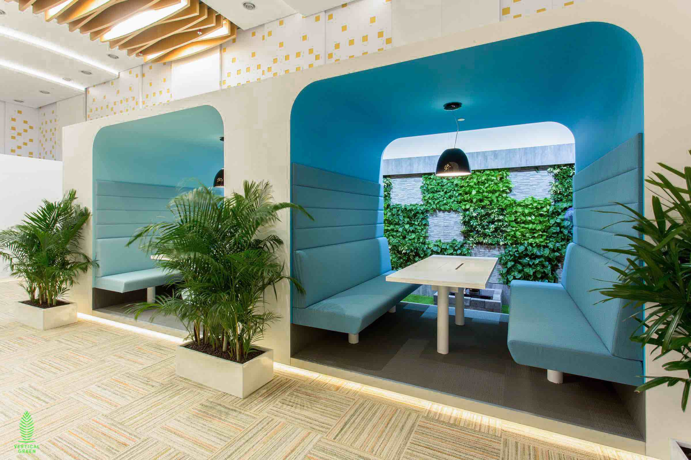 pot and plant office rental